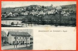 Schönfeld I. Erzgeb.bei Sayda Gasthof Zum Schweizerhaus ,,,,,,,,,,,,,,,,,,,,,,,,,i584 - Neuhausen (Erzgeb.)