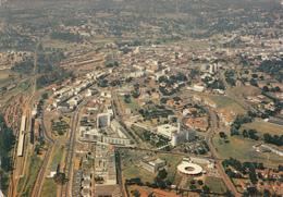 Africa Afrique Uganda Ouganda - Kampala - Aerial View - 2 Scans - Uganda