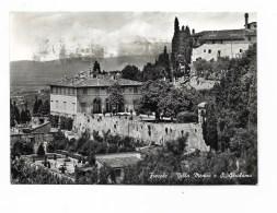 FIESOLE VILLA MEDICI E S.GIROLAMO  VIAGGIATA FG - Firenze