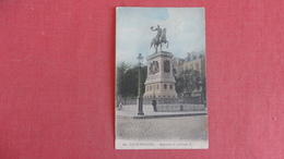 Luxembourg-- Monument  Guillaume 11 Has  Stamp & Cancel-----ref 2436 - Postkaarten