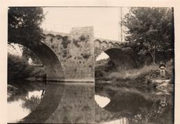 Jpa     Grande Photo Originale (18cm X 13cm) 83 Tourves Reflets Surrealisme - Photos