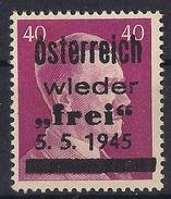 1945 Local Losenstein MNH** - Oostenrijk
