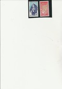 REPUBLIQUE CENTRAFRICAINE - POSTE AERIENNE N° 129 ET 130  NEUF XX    ANNEE 1974 - Central African Republic
