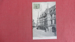Luxembourg-  Le Palais Grand Duca    Has  Stamp & Cancel-----ref 2436 - Dudelange