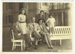 Foto/Grande Photo. Famille Royale Belge. Léopold III.... Foto R.Marchand. - Célébrités