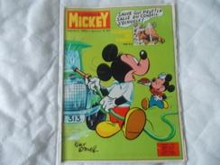 BD - Journal De Mickey - Nouvelle Série N°  824 - Journal De Mickey