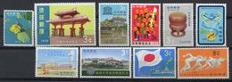 Japan Japon : (21) Lot De Timbres De RYUKYUS**/* - Japon
