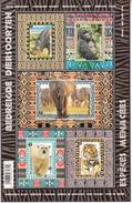 BELGIUM- 2016 -  ANIMALS IN DANGER ( New) Bedreigde Dieren, Animaux En Voie De Disparition,Vom Aussterben Bedrohte Tiere - Full Sheets