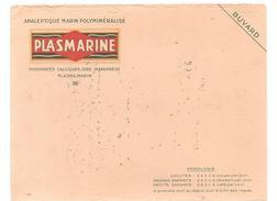 Buvard PLASMARINE Analeptique Marin Polyminéralisé - Droguerías