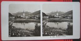 Stereofoto: Italien Südtirol Welsberg-Taisten / Monguelfo-Tesido (BZ) - Welsberg Im Pustertal - Stereo-Photographie
