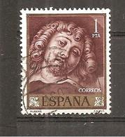 España/Spain-(usado) - Edifil  1435 - Yvert  1100 (o) - 1931-Hoy: 2ª República - ... Juan Carlos I