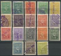 1577 - THALWIL - Fiskalmarken