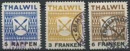 1581 - THALWIL - Fiskalmarken