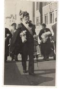 Marina Militare Ufficiale Venezia 28 Ottobre 1934 Foto Originale - Krieg, Militär