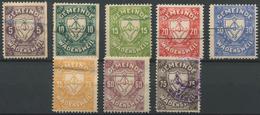 1590 - WÄDENSWIL - Fiskalmarken