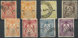 1591 - WÄDENSWIL - Fiskalmarken