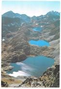 06 - VALLEE DES MERVEILLES - Le Lac Vert... Le Lac Noir, Le Lac Basto, La Baisse De La Valmasque, Le Mont Bégo - 1992 - Francia