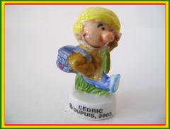 Cedric 2002 .. Lot De 5 Fèves... Ref AFF : 24-2004 .. (pan 004 ) - Tekenfilms