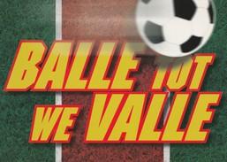 Football - Balle Tot We Dalle - Calcio
