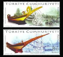 4.- 002 TURKEY TURQUIE 2009 IMPERIAL SCHOONER - 1921-... República