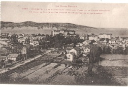 -64- HENDAYE  Vue Panoramique D'Hendaye Plage Et Le Palace .. TTB  Neuve - Hendaye