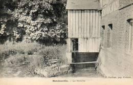 CPA - HONDOUVILLE (27) - Aspect Du Moulin Au Début Du Siècle - France