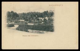 ILHA DE MOÇAMBIQUE - Praça De Concerto  Carte Postale - Mozambique