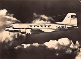 Mittelstreckenflugzeug Airplane Deutsche Lufthansa DM-SBU - Ohne Zuordnung