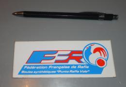 Autocollant 021, Sport FFR Fedération Française De Rafle - Aufkleber