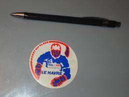 Autocollant 028, Sport Hockey Sur Glace - Le Havre - Stickers