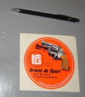 Autocollant 074, Sport Tir Armes De Sport Röhm - Stickers