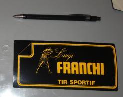 Autocollant 076, Sport Tir Sportif Franchi - Stickers