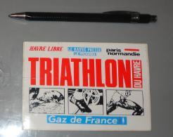 Autocollant 077, Sport Triathlon Du Havre Le Havre - Aufkleber
