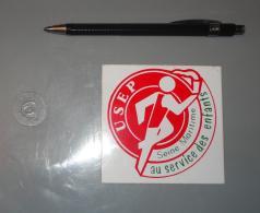 Autocollant 080, Sport USEP Seine Maritime - Stickers