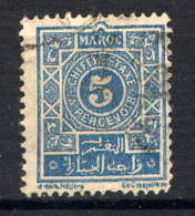 MAROC  - T28° - ARABESQUES - Maroc (1891-1956)