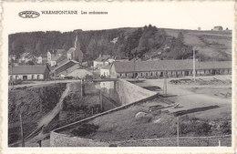 Les Ardoisières De Warmifontaine (Edit. Culot-Lambert, Préaux Et Cie, Animée) - Neufchâteau