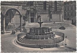 Perugia - Fontana Maggiore - Perugia
