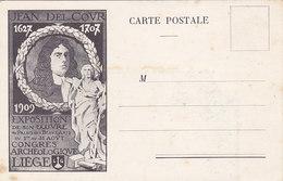 Liège - Jean Del Cour Congrès Archéologique 1909 - Liege