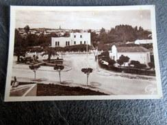 CPSM - Meknès - Maroc - Le Temple Protestant Et Le Cercle Militaire - Meknès