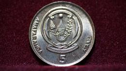 Rwanda 5 Francs 2003. (inv970) - Rwanda