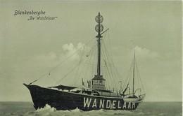 BLANKENBERGHE DE WANDELAAR BATEAU VOILIER TRANSPORT BELGIQUE - Blankenberge