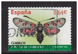LOTE 1077  ///  (C045) ESPAÑA AÑO 2010 MARIPOSA - 1931-Hoy: 2ª República - ... Juan Carlos I