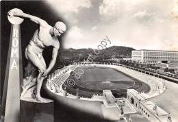 Cartolina - Postcard - Roma Stadio Olimpico Timbro Filatelico 1960 - Vicenza