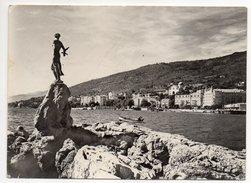 Croatie--OPATIJA--1956--Vue Générale Cpsm 15 X 10 N°200 éd Izdanje---timbre Et Cachet - Croatie