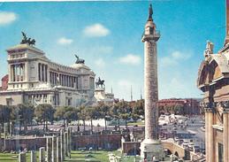 ROMA - ALTARE  DELLA  PATRIA - VIAGGIATA - - Altare Della Patria