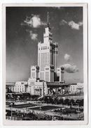 Pologne--VARSOVIE--1958--Vue Palac Kultury I Nauki-- Cpsm 15 X 10  éd Ruch ---timbre Et Cachet - Pologne