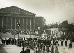 Paris Obseques Du Ministre De La Marine Georges Leygues Ancienne Photo Meurisse 1930 - Famous People