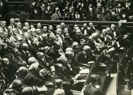 Paris La Sorbonne Centenaire De La Mort De Goethe Ancienne Photo Meurisse 1932