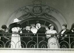 Paris Courses à Auteuil Président De La République Albert Lebrun Cheron Ancienne Photo Meurisse 1933
