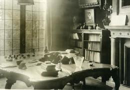 Paris Musee Appartement De Georges Clémenceau Ancienne Photo Meurisse 1930